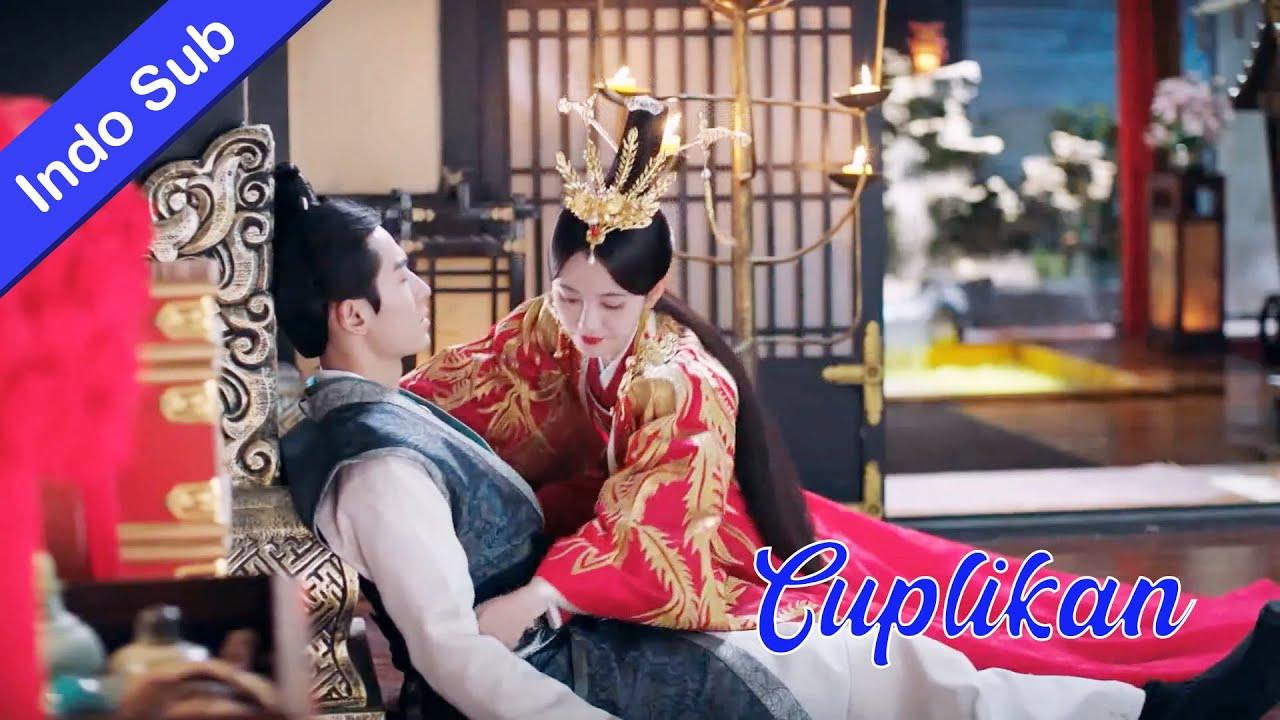 Ini malam pernikahan ?! Kemana kamu akan membawa suamiku? Legenda tentang Yunxi | 芸汐传 [INDO SUB]💖