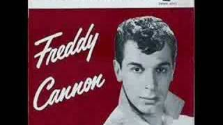 Freddy Cannon ~ Way Down Yonder In New Orleans   Stereo
