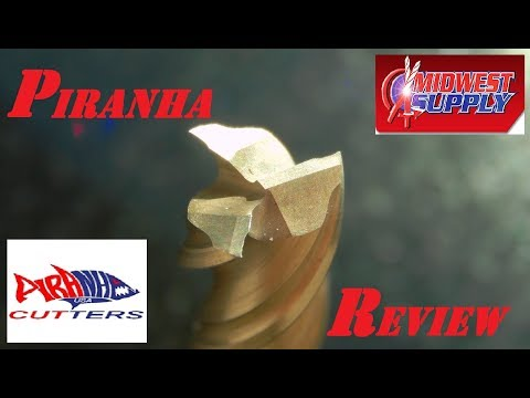 Piranha Review - Lets Shred Some Aluminum!