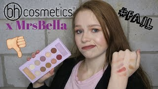 BH Cosmetics x Mrs.Bella Palette | Review + Swatches