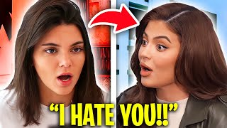 The Tragic Story Of Kylie & Kendall Jenner's Relationship