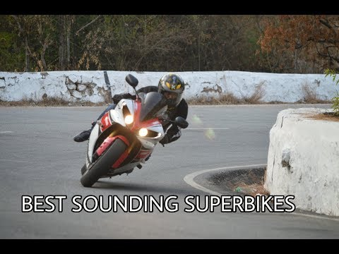 Best Of Superbikes SOUNDS - INDIA