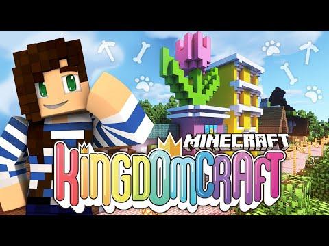 My Dream Minecraft Kingdom! | KingdomCraft (Ep 1) - YouTube