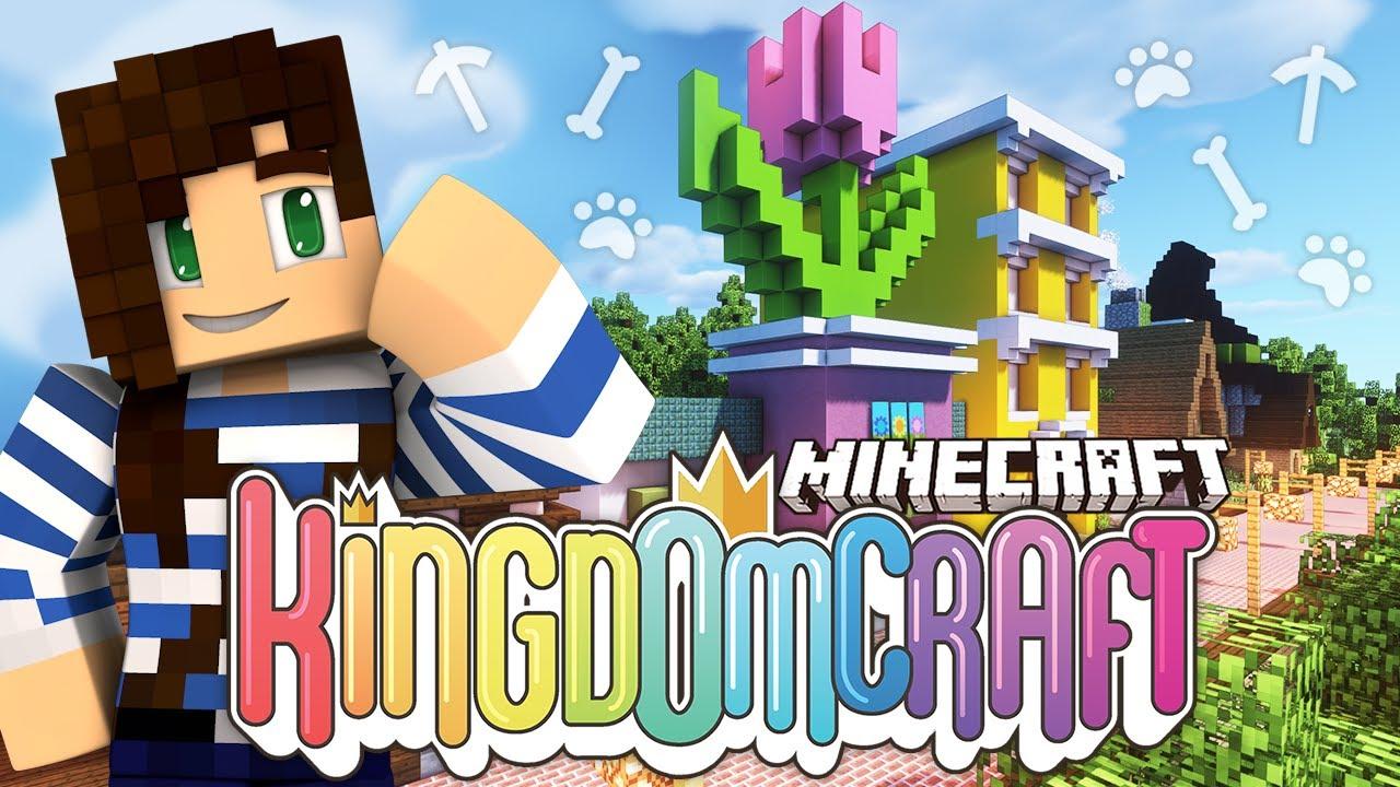 My Dream Minecraft Kingdom! | KingdomCraft (Ep 1)