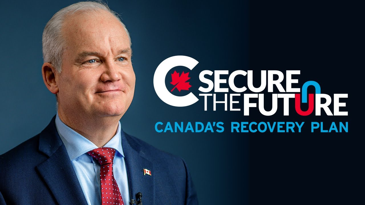 Canada's Recovery Plan in Two Minutes