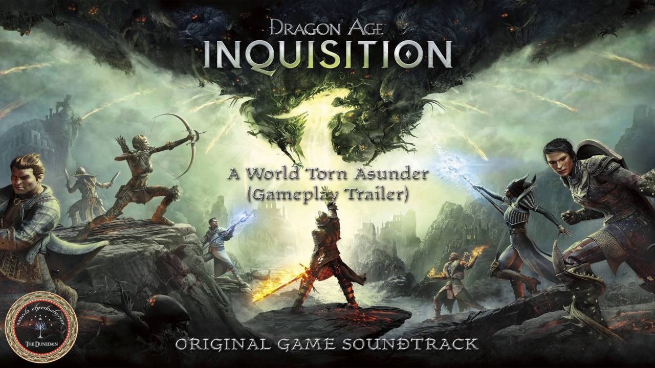 Dragon Age™: Inquisition - OST - A World Torn Asunder