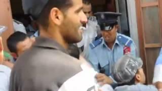 Intervention policière à Zaio - Nador