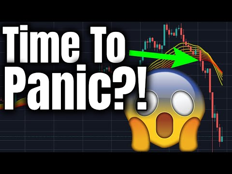 HUGE BITCOIN DUMP!! Is It Time To Panic?? (Cryptocurrency Trading Price Analysis + News)