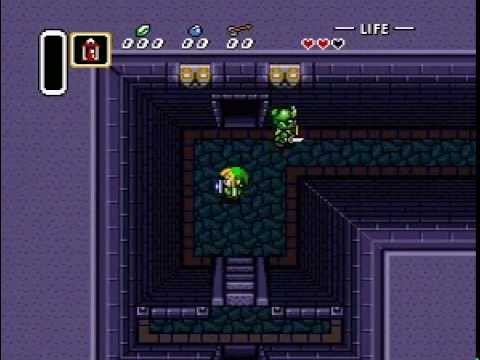 link to the past minish hack