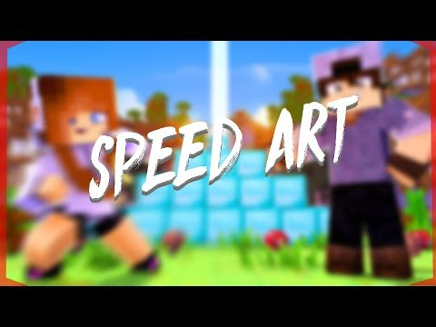 SpeedArt : For: BibiTatto [THUMBNAIL] ‹ Dabliu ›