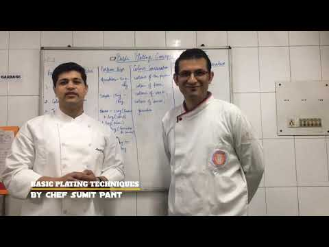 How to plate food || How to do Plating || right way to plate food || best plating  technique