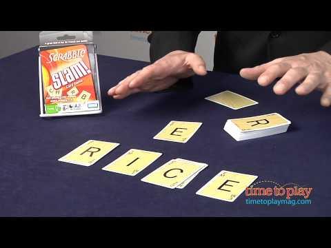 Scrabble Slam From Hasbro
