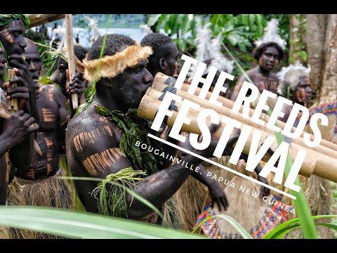 Bougainville, Papua New Guinea Festival - The Reeds Festival 2018