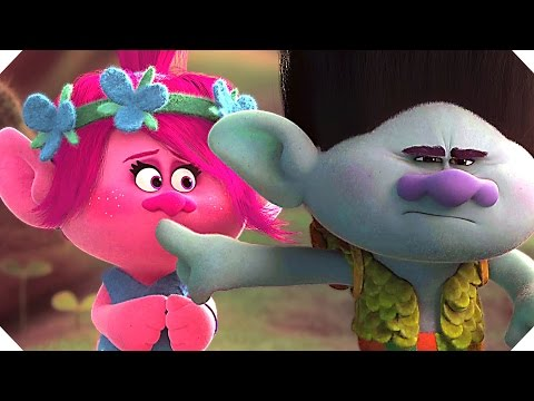TROLLS - ALL the Movie CLIPS ! (Animation, 2016)