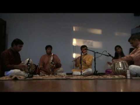 SaxFluteJugal Raag Chandra Kauns Part 2 of 2