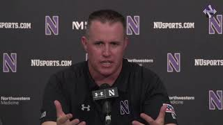 Football - Coach Fitzgerald Nevada Full Postgame Press Conference (9/2/17)