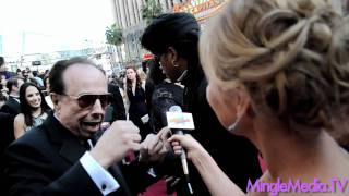 Sergio Mendes & Carlinhos Brown at the 84th Academy Awards