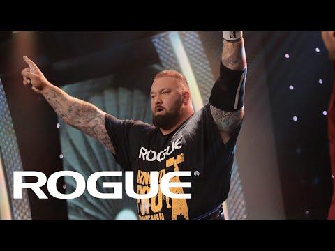 Cyr Dumbbell Strategic Challenge - Full Live Stream   Arnold Strongman Classic 2020 - Event 6