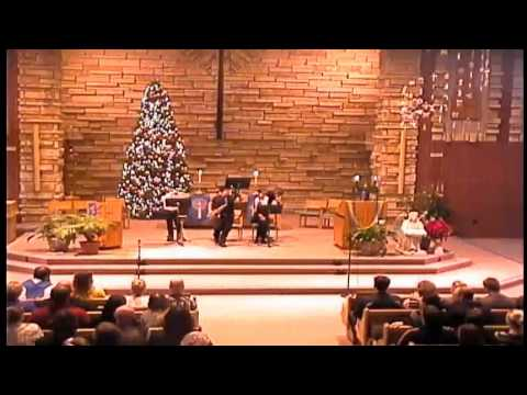 Faribault Lutheran School Christmas Program - December 22, 2015