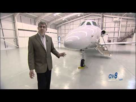 Hawker Beechcraft Premier1A presentation by Av8jet