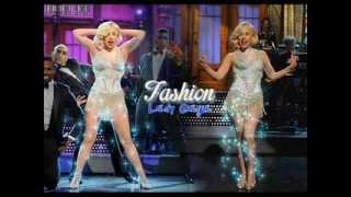 Lady Gaga- Fashion! (ARTPOP) legendado em PT/BR