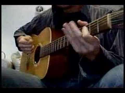 fingerstyle acoustic slap funk guitar