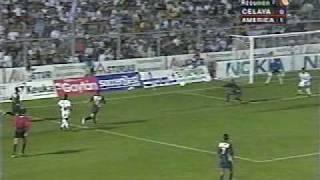 CELAYA VS AMERICA INVIERNO 2000