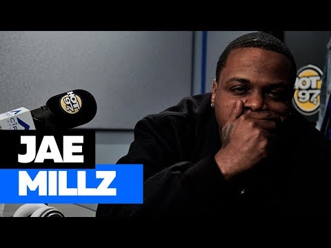 JAE MILLZ FREESTYLES ON FLEX | #FREESTYLE092