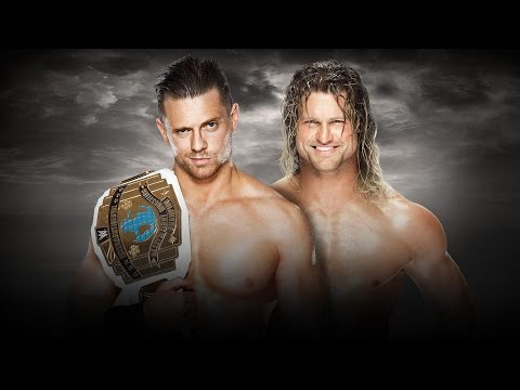 Image result for 2016 WWE No Mercy- The Miz (c) vs. Dolph Ziggler
