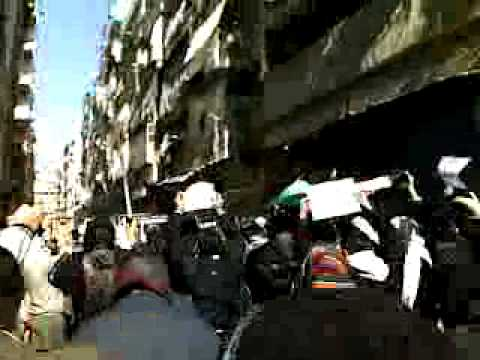 حلب   السكري   جامع أويس القرني  03 02 2012