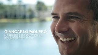 Happiness Confessions, Ep. 5: Giancarlo Molero, Founder Toy Feliz, directed by Marcelo Bukin
