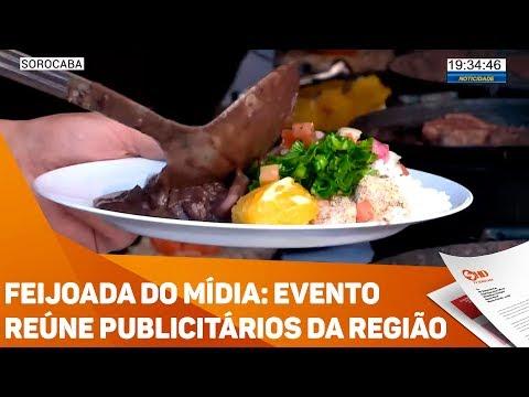 Feijoada do Mídia: Evento reúne publicitários da região - TV SOROCABA/SBT