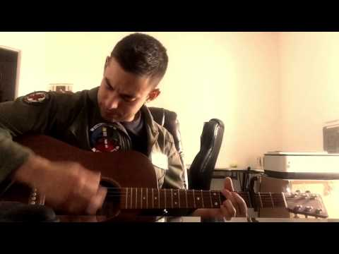 I'm Over You - Keith Whitley (cover)