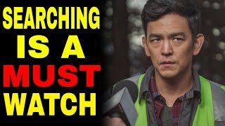 Searching Movie Review (SPOILER-FREE)