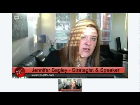 DNetTV: Welcome to DNet by Jennifer Bagley, Strategist and Speaker