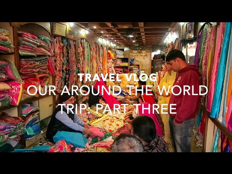 AROUND THE WORLD | TRAVEL DIARY pt 3 | JAIPUR & CAMEL SAFARI | passportstamps.uk