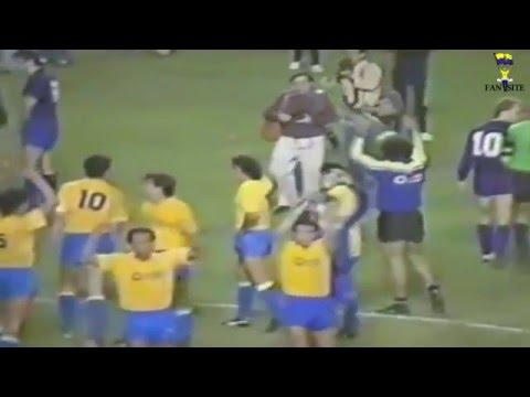1985-86 UD Las Palmas 3-0 FC Barcelona