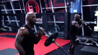 The best barbell workout with SAS FITNESS UK