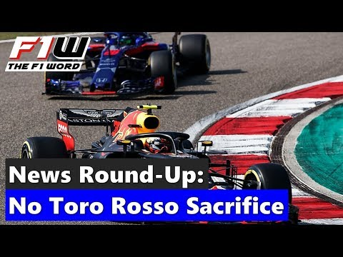 F1 News Round-Up: Vulnerable Mercedes, No Toro Rosso Sacrifice and Bernie Bullied Teams