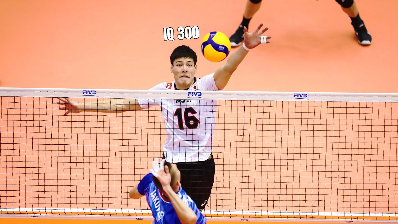 "Volleyball ""Highest IQ"" Moments (HD)"