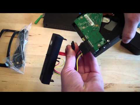 how to recover broken hard drive