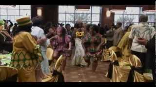 African Wedding featuring TeKay Designs clothing and jewelry Thumbnail