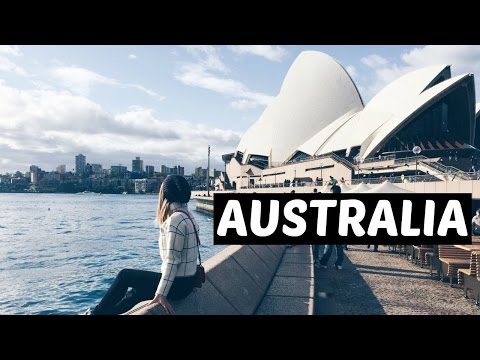 Travel Vlog: An Aussie Affair: Sydney + Melbourne | HAUSOFCOLOR