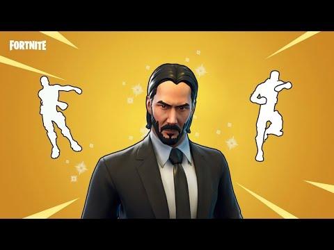 fortnite-john-wick-skin-doing-dance-emotes-(including-floss-and-scenario)