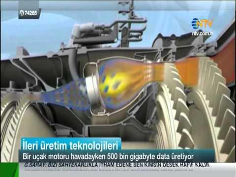 TEI Genel Müdürü Mahmut F. Akşit NTV Ortak Gelecek Programında
