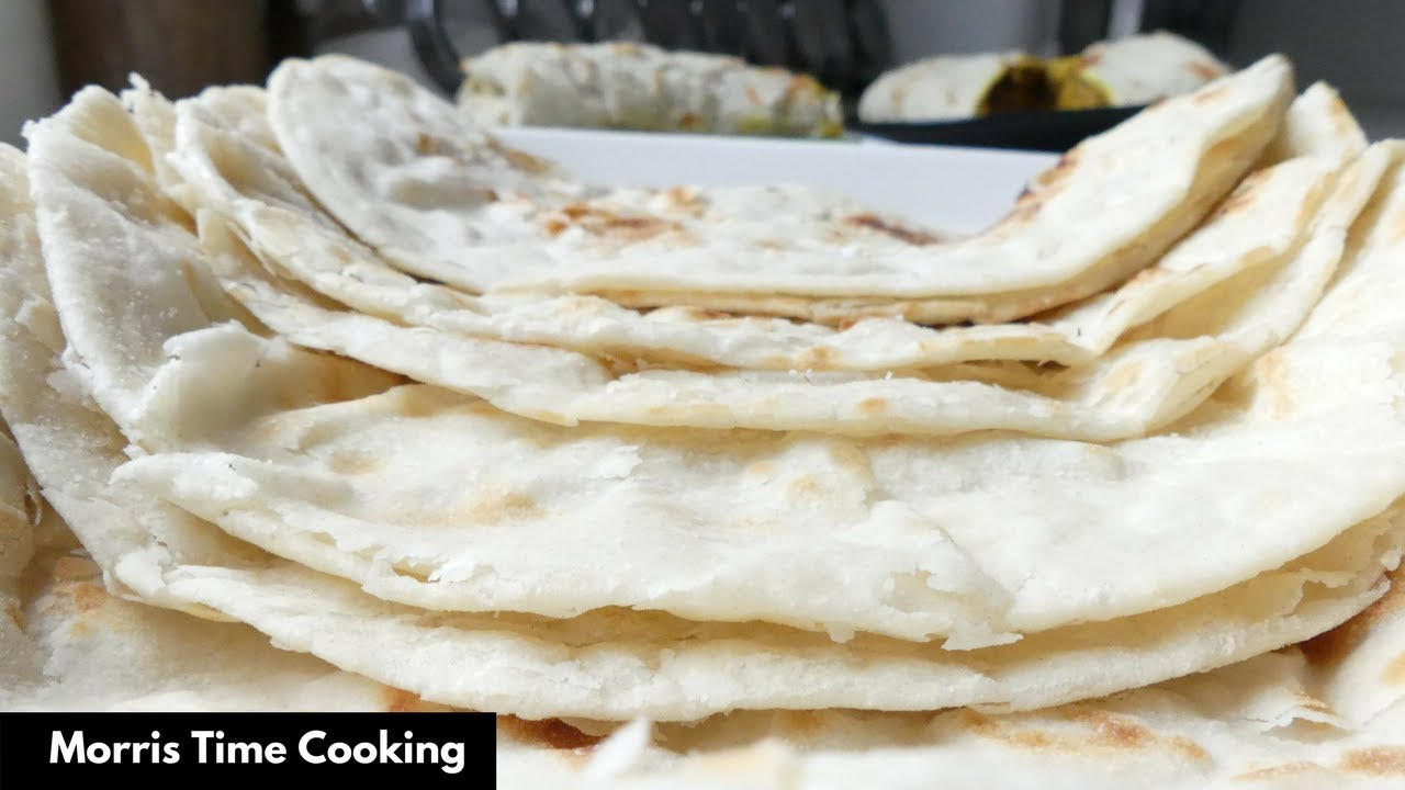 How To Make Roti PERFECT first try | Detailed Steps To Perfection ...