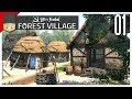 Life is Feudal Forest Village - Ep.01 :
