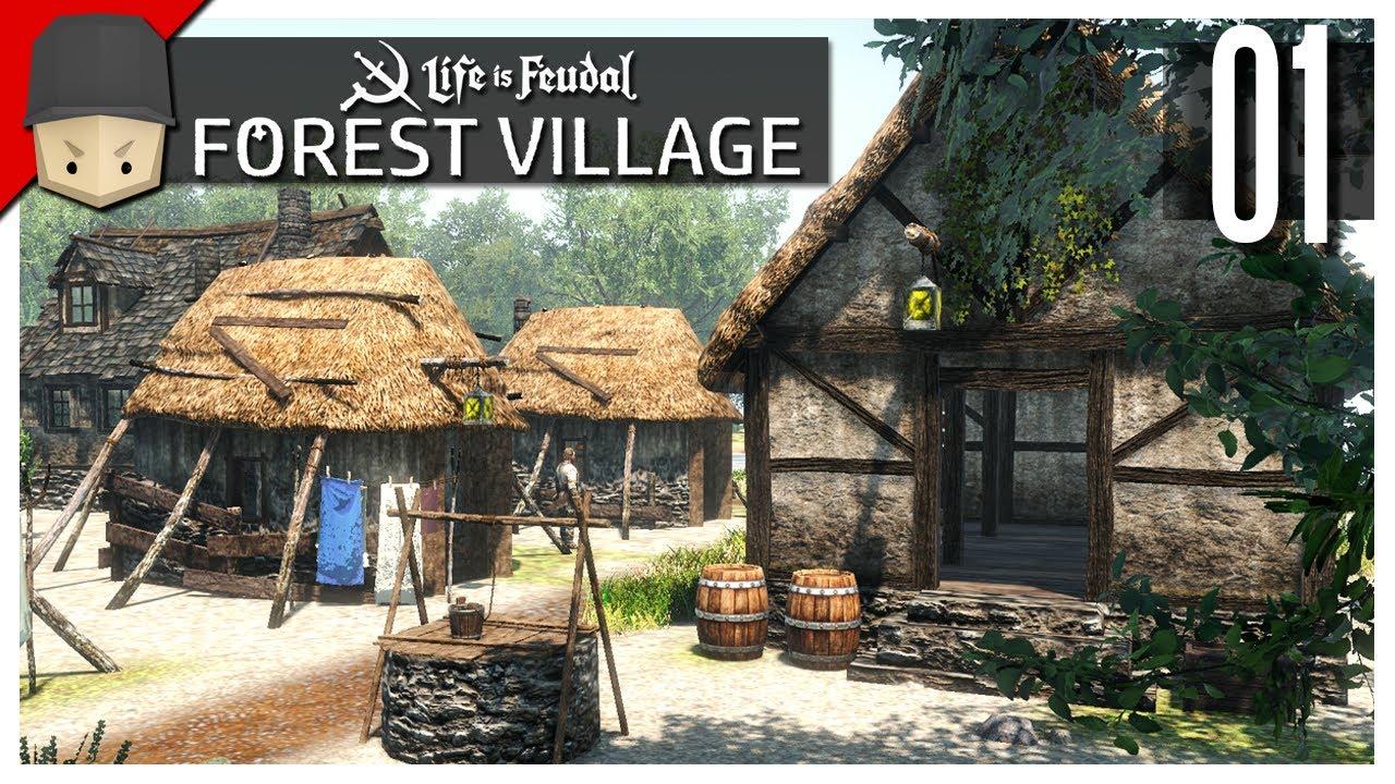 Life is feudal forest village accountant's house психология ролевая игра как вид тренинга