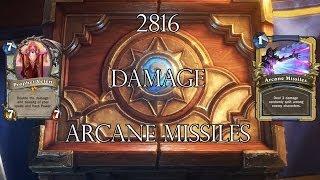 2816 Damage Arcane Missiles