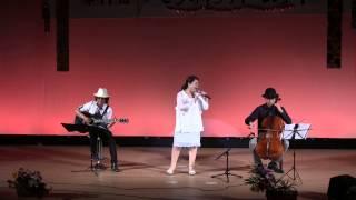 LOOP→ボーカル、ギター、チェロの3人組音楽ユニットです。 七夕コンサー...